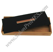 CARRYING CASE, HAIR FEATHER