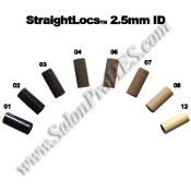StraightLocs™ #816: 2.5mm ID x 5mm